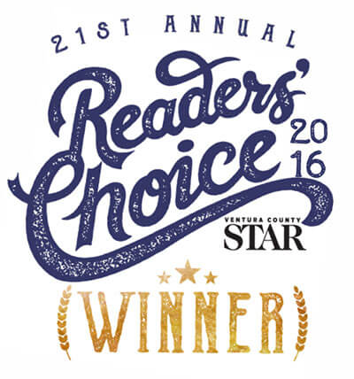 21st Annual Readers Choice Award 2016