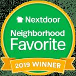 Nextdoor Neighborhood Favorite 2019